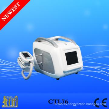 Three Cryo Handle Cryotherapy Vacuum Slimming Machine