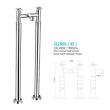 Standing Shower Floor Mounted Shower Set