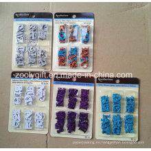 Adhesivo Glitter Alfabeto / Die-Cut Glitter Cartas Papel Adorno Decorativo