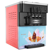 Table portable ice cream maker top small soft serve machine with popular color
