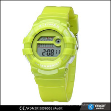 LADY plastic digital watch