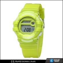 Пластиковые цифровые часы LADY