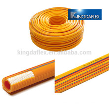 2016 popular super agriculture and garden water yellow pvc high pressure spray hose2016 popular super agriculture and garden wat