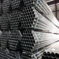 round hot dip galvanized steel pipe with low price