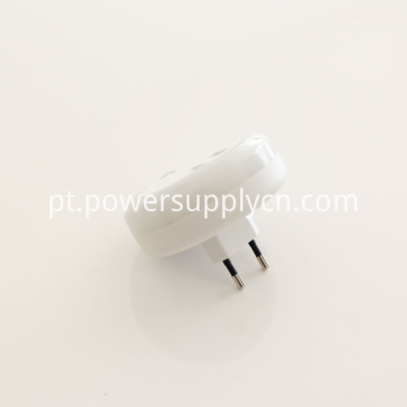 With LED Night Lamp Function USB Charger