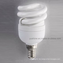 8W Full Spiral Lampe mit CE ERP