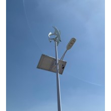 Hot Selling Wind-Solar Hybrid Street Light