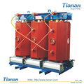 6.6kV三相鋳造樹脂乾式変圧器(SCB10)