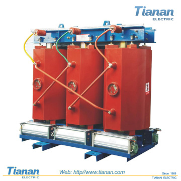 13.8kV三相鋳造樹脂乾式変圧器(SCB10)