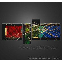 Pintura del arte de la decoración casera (XD4-012)