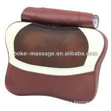 Massage Pillow with Six Heating Balls / Lumbar Massage Cushion