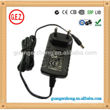 12V 3A PSE CE UL power adapter
