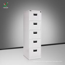 5 Drawer Office Cabinet 5 Drawer Steel Filing Cabinet