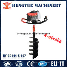 Garden Mini Poultry Auger Feed System Ground Drill