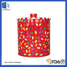 Candy Metal Tin Box De Fabricantes