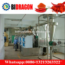 Whole Plant Producer Hot Pfeffer Powder Making Machine