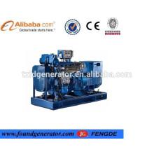 Tipos de generadores diesel de tipo abierto aprobados por CE