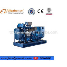 Factory price open type low rpm high output generator
