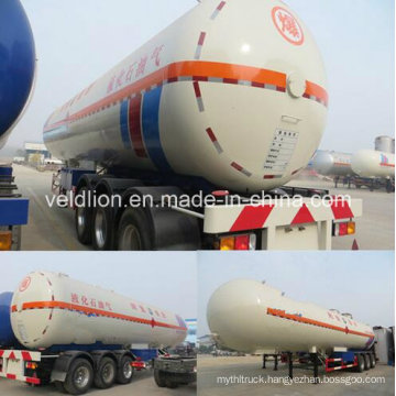 5000L to 120000L Liquid Propane Gas Pressure Vessel