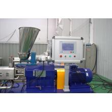 PP/PE fiber reinforcement twin screw plastic extruder