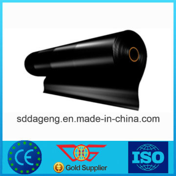 HDPE Black Smooth Geomembrane for Fish Pond Liners