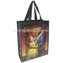 China factor big colorfu order custom made shopping bags
