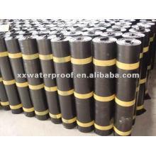 SBS modificó el material enrollado impermeable del asfalto