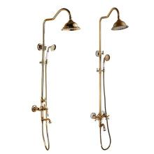 G586 Single Handle Brass Shower Set Shower Mixer Bathroom Shower