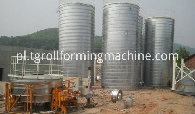 Grain Bin Silo Machine