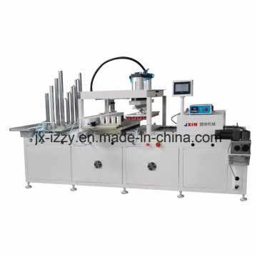 Máquina de impressão de almofada de impressão de um lado para réguas de madeira de 600mm