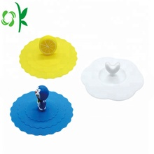 Silicone Travel Coffee Mug Lids Cover