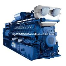 Комплект генератора газового двигателя Mwm (1000 кВт-2000 кВт)