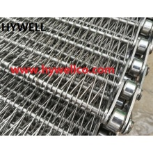 Green Leaves Mesh Belt Dryer