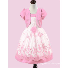 2017 Guangzhou Flower Girl Child Of 7 Years Old Clothing Puffy Party Dresses