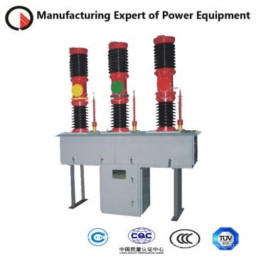 Disjuntor de vácuo para alta tensão externa (ZW8-40.5)