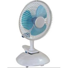 6-дюймовый клип и настольный мини-вентилятор