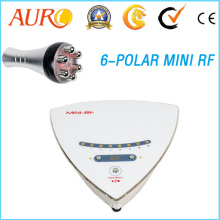 Six Polar RF Multipolar RF Beauty Machine