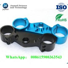 Kundenspezifische Druckguss Aluminiumteil mit Oberflächenbehandlung