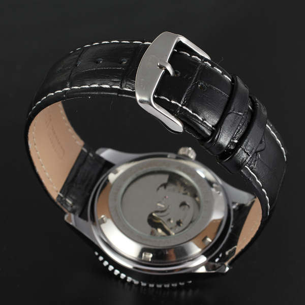 OEM/ODM 3atm stainless steel caseback watch male