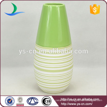 wintersweet pattern ceramic modern chinese vase