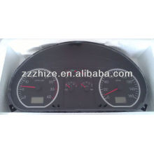 hot sale instrument cluster for bus/ yutong, kinglong ,higer