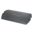 Black Art Paper Pillow Packaging Box