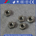 Heat resistant molybdenum screw with best price