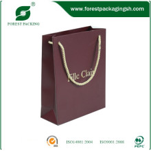2015 New Fancy Customized Paper Bag