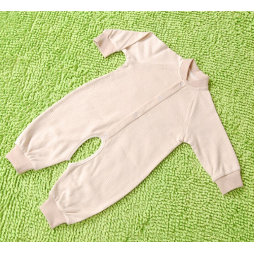 Organic Cotton Long Sleeves Baby Romper
