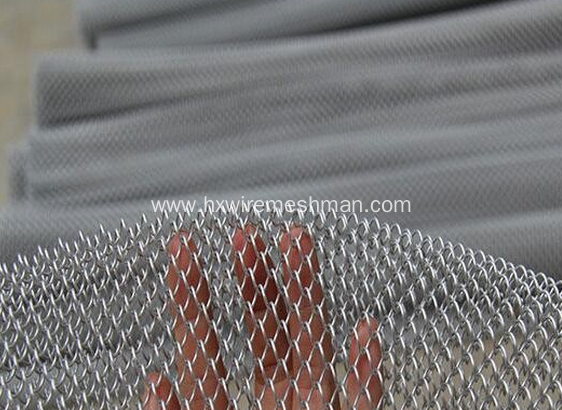 Metal Mesh Coil Curtain