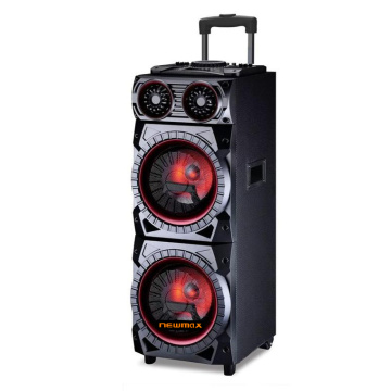 120W Power Bluetooth Party Lautsprecher mit Mikrofon