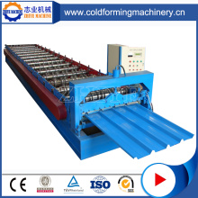 Teknologi Tinggi Aluminium ZhiYe Sheet Metal Making Machine