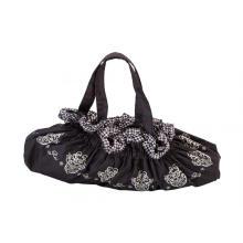 Paraguas plegable para mujer con bolsa de transporte