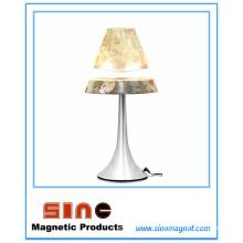 Nova lâmpada de levitação magnética criativa / luzes LED
